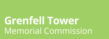 Grenfell Tower Memorial Commission logo