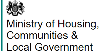 Ministry of Housing, Communities & Local Government Logo